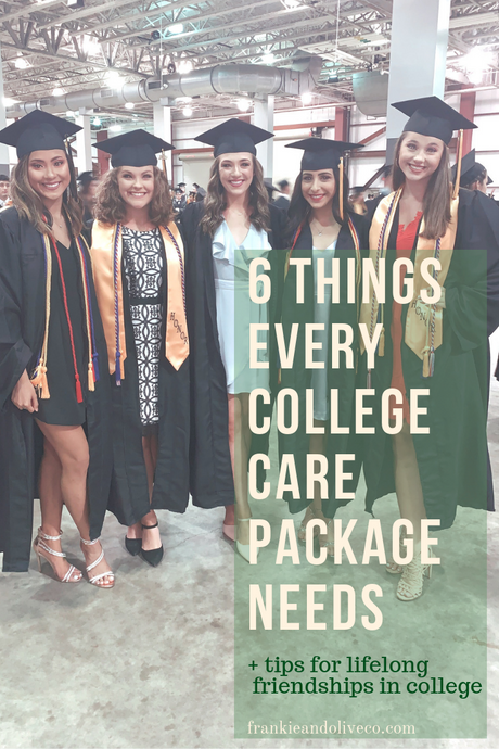 6 Things Every College Care Package Needs