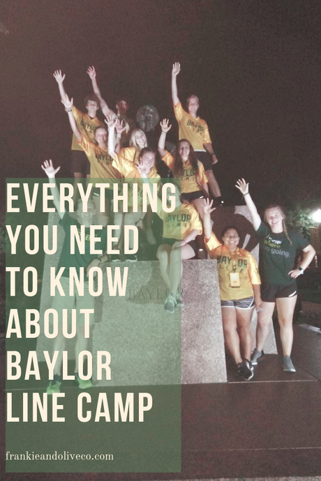 Everything You Need To Know About: Baylor Line Camp