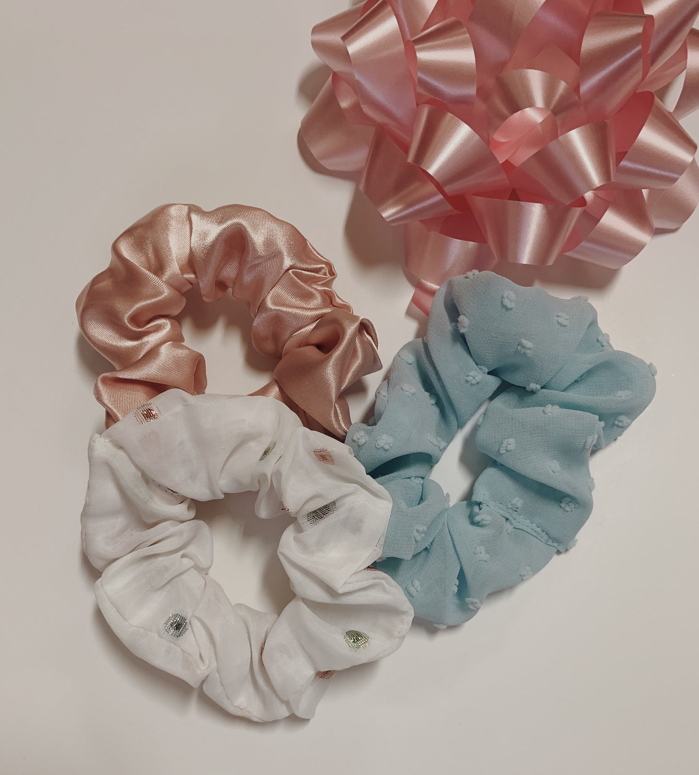 Confetti Simple Scrunchie Bundle