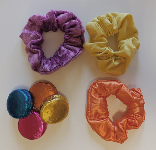 FLASHY Simple Scrunchie Bundle