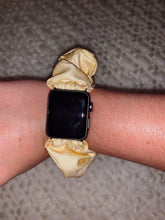 Load image into Gallery viewer, Scrunchie Apple Watch Band in Good as Gold