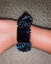 Load image into Gallery viewer, Scrunchie Apple Watch Band in Gameday
