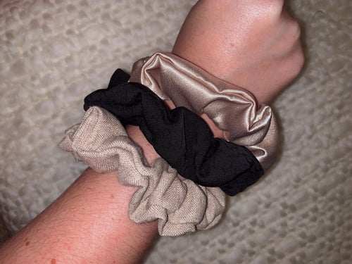 theBASICS Simple Scrunchie Bundle