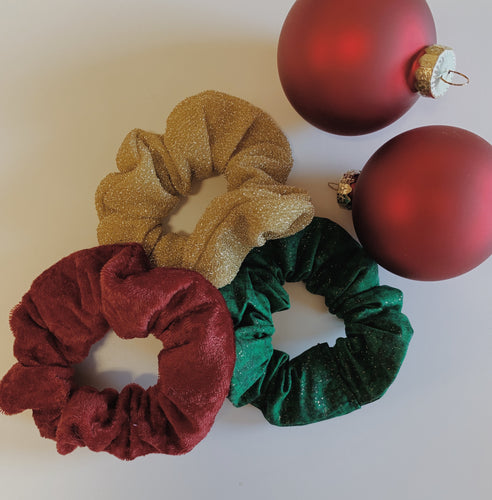 Holiday Simple Scrunchie Bundle