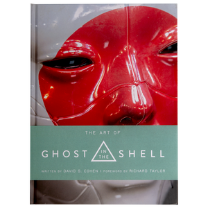 THE ART OF GHOST IN THE SHELL (2017) <br> by David S. Cohen