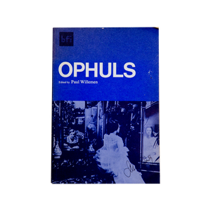OPHULS (1978) <br> BFI <br> Edited by Paul Willemen <br> Out of Print