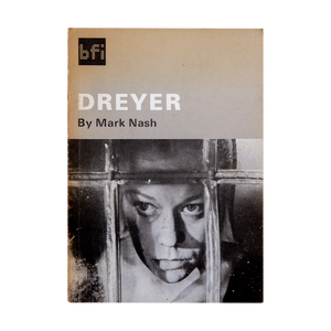 DREYER (1977)<br> BFI <br> by Mark Nash <br> Out of Print