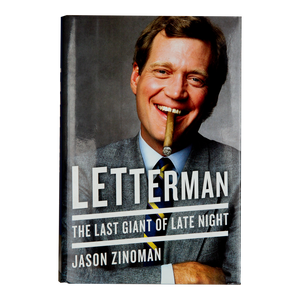 LETTERMAN: THE LAST GIANT OF LATE NIGHT (2017) <br> by Jason Zinoman