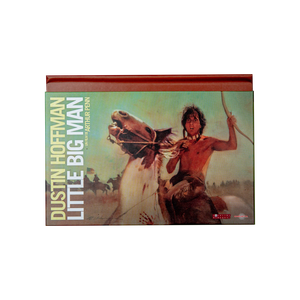 LITTLE BIG MAN (1970) <br> Ultra Collector Box 04 Blu-ray + DVD + Book