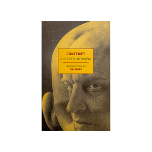 CONTEMPT <br> by Alberto Moravia <br> Introduction by Tim Parks