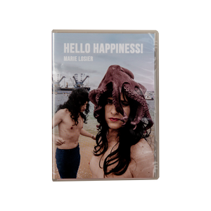 HELLO HAPPINESS! DVD (2016) <br> Directed by Marie Losier