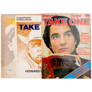 PERIODICAL: TAKE ONE (1973-9)