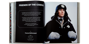 THE COEN BROTHERS: <br> THIS BOOK REALLY TIES THE FILMS TOGETHER (2018) <br> by Adam Nayman