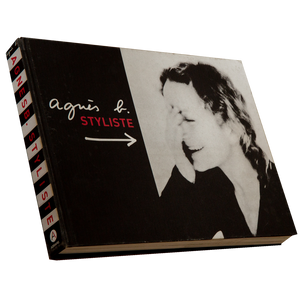 agnès b. STYLISTE <br> Text and Interviews by Florence Ben Sadoun (2016)