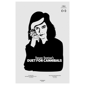 DUET FOR CANNIBALS <br> Poster <br> Limited Edition