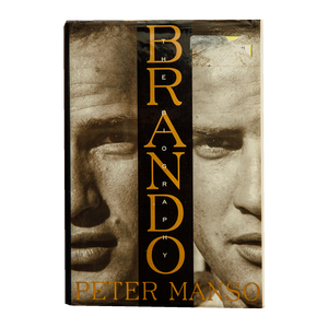 BRANDO: THE BIOGRAPHY <br> by Peter Manso (1994)