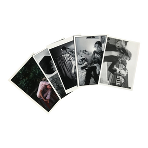 Metrograph Postcards Series No. 1 <br> Set of 5