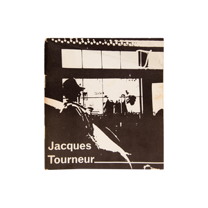 JACQUES TOURNEUR (1975) <br> Edinburgh Film Festival <br> Out of Print