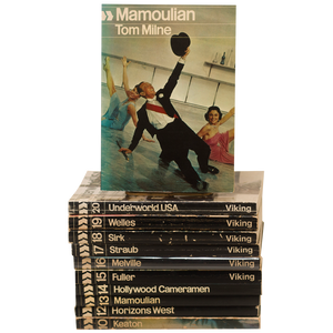 SERIES: CINEMA ONE, Vols. 1-28 (1968-1976)