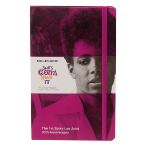 Moleskine Journal <br> SHE'S GOTTA HAVE IT <br>Signed by Spike Lee