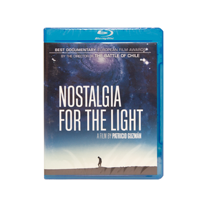 NOSTALGIA FOR THE LIGHT <br> (Patricio Guzmán, 2012) <br> Blu-Ray