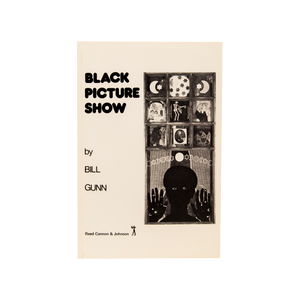 BLACK PICTURE SHOW (1975) <br> by Bill Gunn <br> First Edition - Out of Print