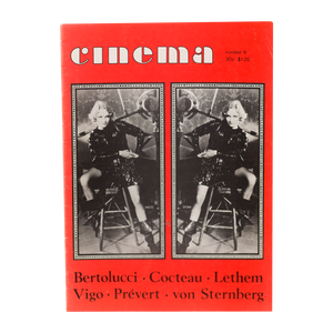 PERIODICAL: CINEMA (1969-71)
