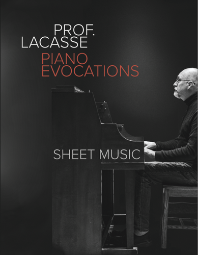 Piano Evocations: Sheet Music (Digital): Full Album or Single Pieces