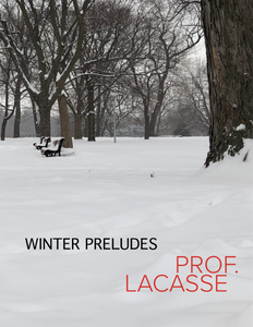 Winter Preludes (Sheet Music)