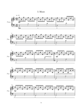 Load image into Gallery viewer, Winter Preludes (Sheet Music)