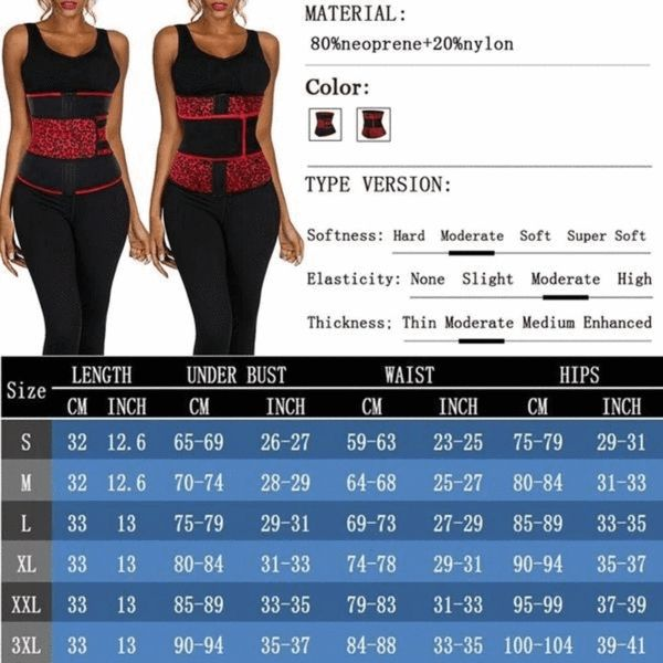 Bangin Body Waist Trainer Women's Waist Trainer FeelinGirl Top1 Store
