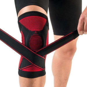 Compression Strap Knee Sleeve Knee Support athleticassistgear.com