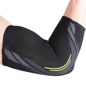 Comfort Compression Elbow Sleeve - athleticassistgear.com