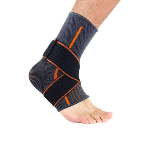 Compression Strap Ankle Brace - athleticassistgear.com