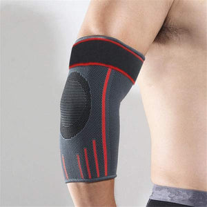Compression Strap Elbow Sleeve - athleticassistgear.com