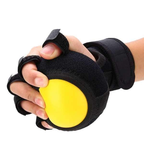 Hand grip and wrist strength support