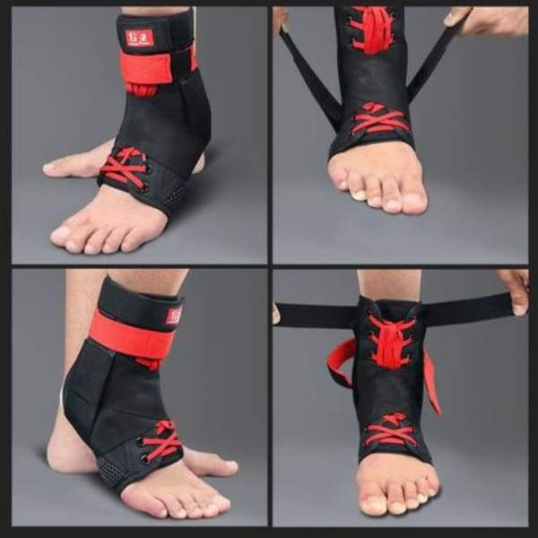 Strong Support Ankle Brace