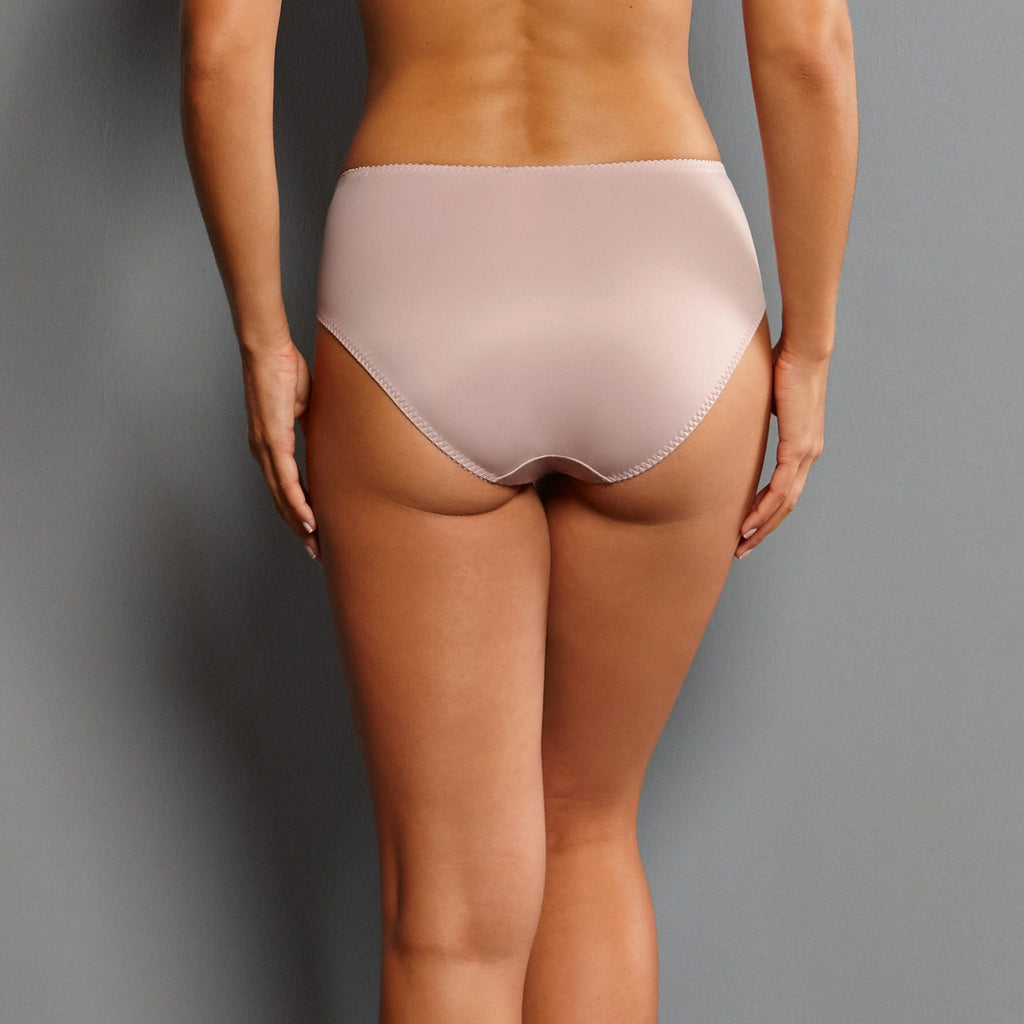 Anita Safina High Waist Brief (1451) Mellow Rose