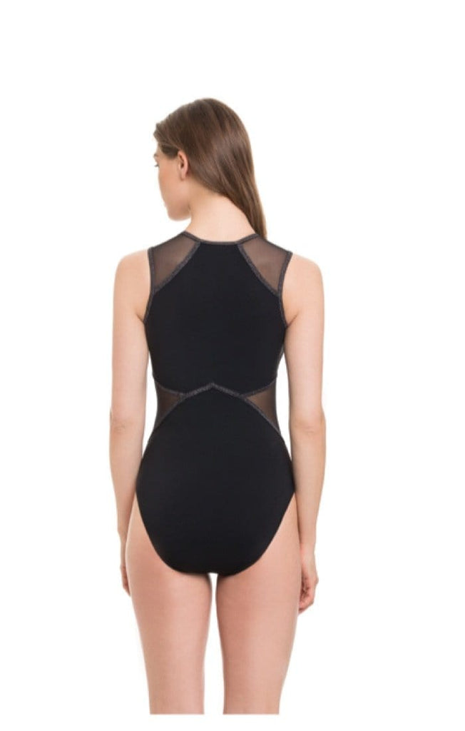 Profile By Gottex One-Piece Bathing Suit (X8482064) Black - La Lingerie