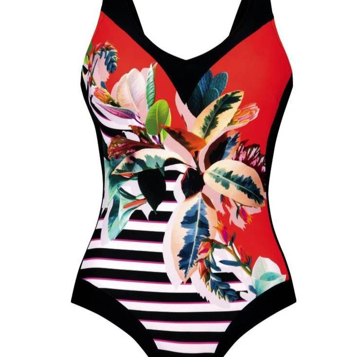 Anita Odette One-Piece Swimsuit With Moulded Cups (M0-7215) Original - La Lingerie