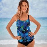 Anita Care Peacock Bay Mastectomy Tankini (M0-6592) Multicolor