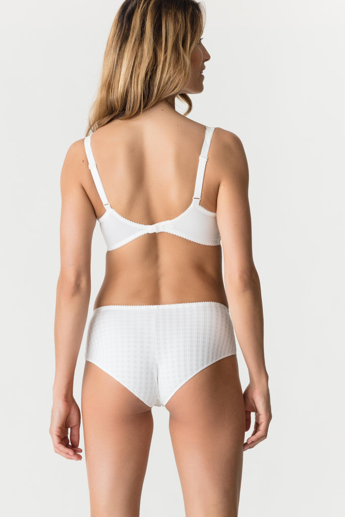 PrimaDonna Madison Shorts-Hotpants Briefs (0562122) White - La Lingerie