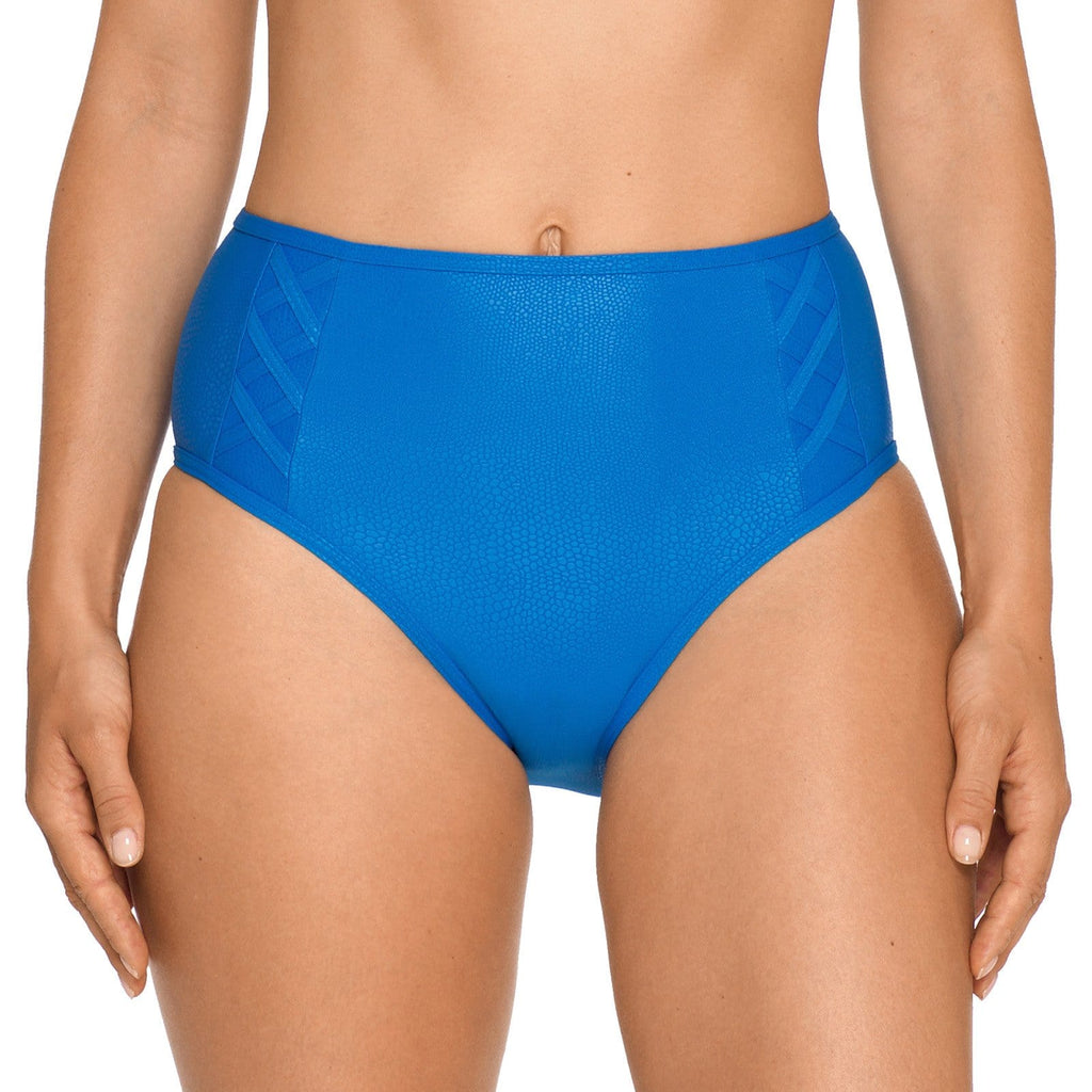PrimaDonna Swim Freedom Bikini Full Briefs (4004451) Blue Jump - La Lingerie