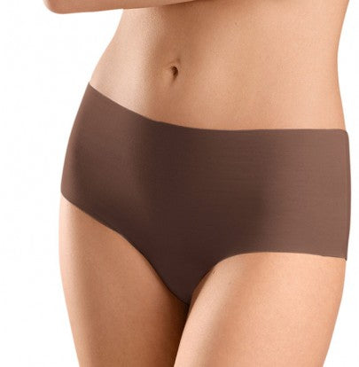 HANRO Invisible Cotton Full Brief (071228) Mocha - La Lingerie