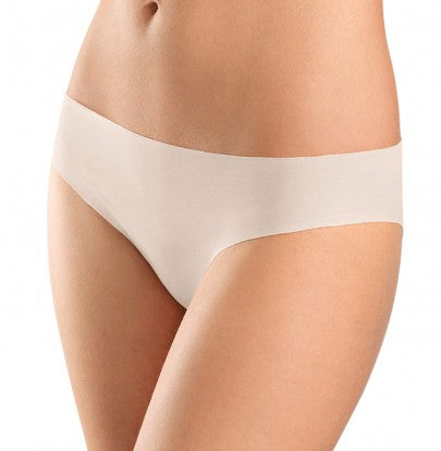 HANRO Invisible Cotton Brazilian Panties (071226) Powder - La Lingerie