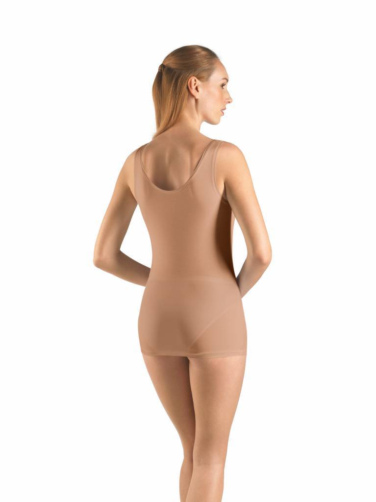 HANRO Soft Touch Top (071257) Nude - La Lingerie