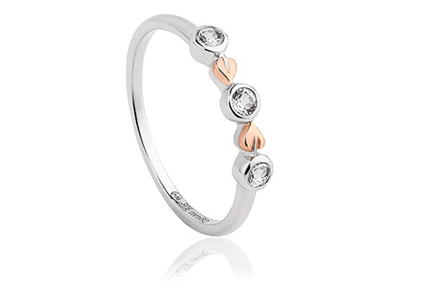 Clogau Tree of Life® Clover Ring