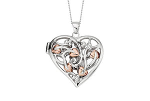 Clogau Fairy Locket 3STFLE1