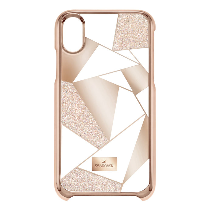 Swarovski Heroism iPhone X Case, Rose Gold