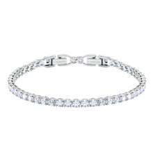 Load image into Gallery viewer, Swarovski Tennis Round Deluxe Bracelet 5409771